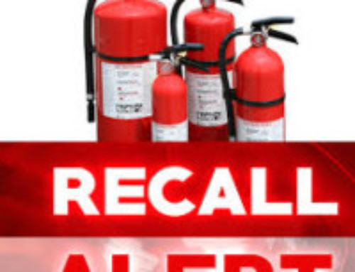 Kidde Fire Estinguisher Recall